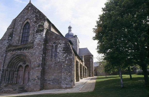 Eglise de La Trinité Porhoet