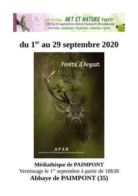 Forêts d'Argoat_Paimpont