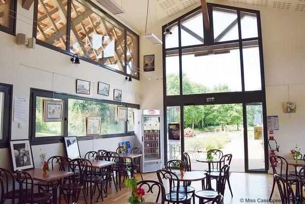 Gare vélorail de Médréac - Café