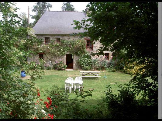 Gîte 9 personnes le Clyo - Caro - Morbihan - Bretagne