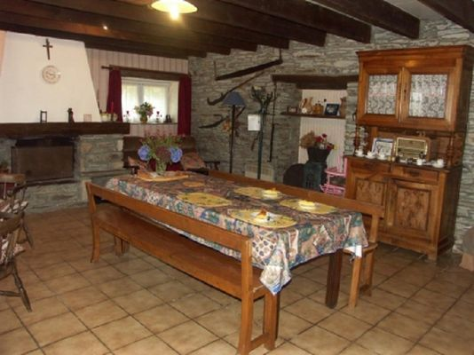 Gîte Raflegeau séjour - Missiriac - Morbihan - Bretagne