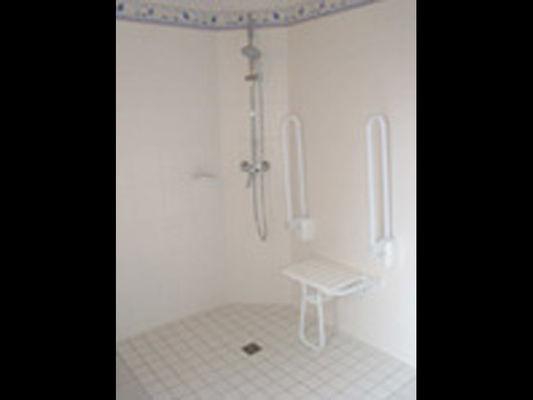 Gîte Rand'eau pour tous salle d'eau accessible - St Congard - Morbihan - Bretagne