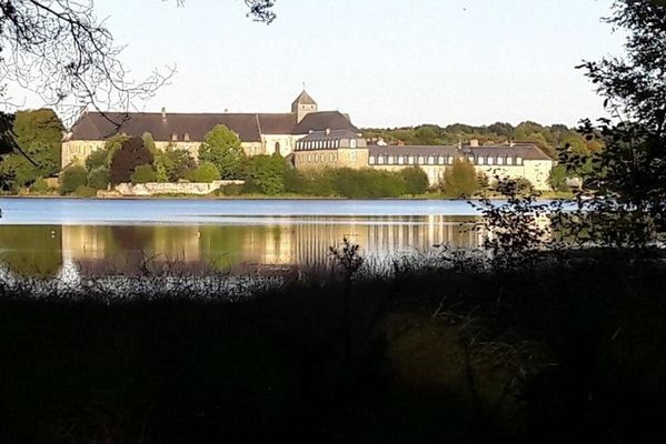Gîte de la Haute Fenderie_Paimpont_Abbaye de Paimpont