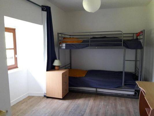 Gîte de la Haute Fenderie_Paimpont_chambre 4
