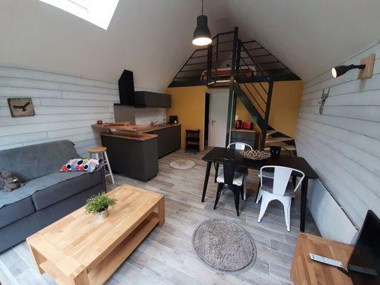 Gîte sous les toits de Brocéliande_Paimpont_2