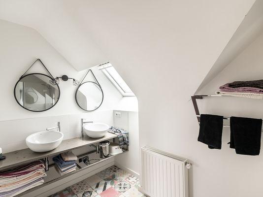 Chambres d'hôtes Les Hortensias- La Croix-Helléan - Brocéliande- Bretagne