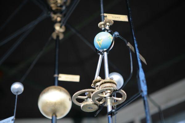 Horloge astronomique - La Mennais - Ploërmel