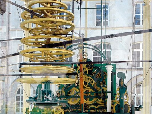 Horloge Astronomique - Ploërmel - Bretagne