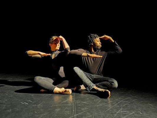 Spectacle - danse - Alter - Mauron - Brocéliande - Bretagne