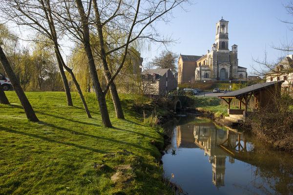Eglise Saint Louis Marie Grignion de Montfort