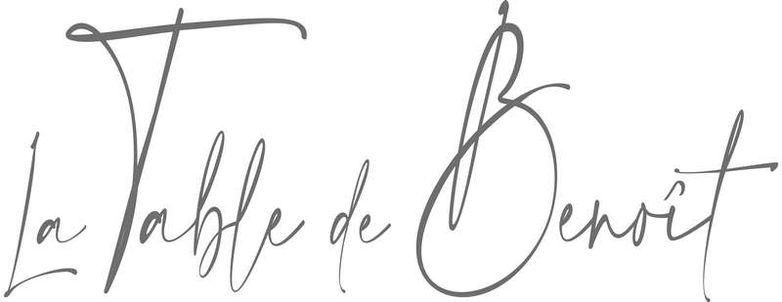 La Table de Benoit - Logo