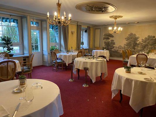 La Table de Benoit - salle