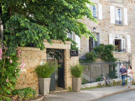 Chambres d'hôtes Le 14 Saint-Michel - Josselin - Morbihan - Bretagne