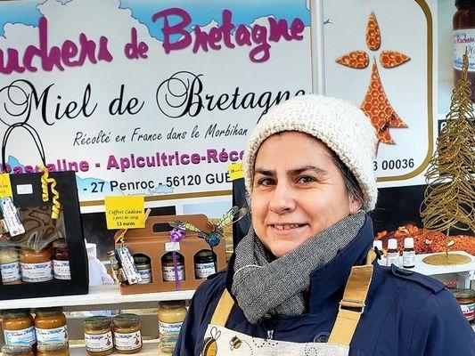 Les Ruchers de Bretagne - Apiculteurs - Guégon - Morbihan - Bretagne