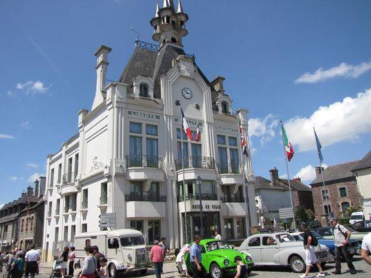 Mairie St-Méen-le-Grand