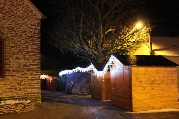 Marché-Noël-Campénéac-Morbihan-Bretagne-Sud