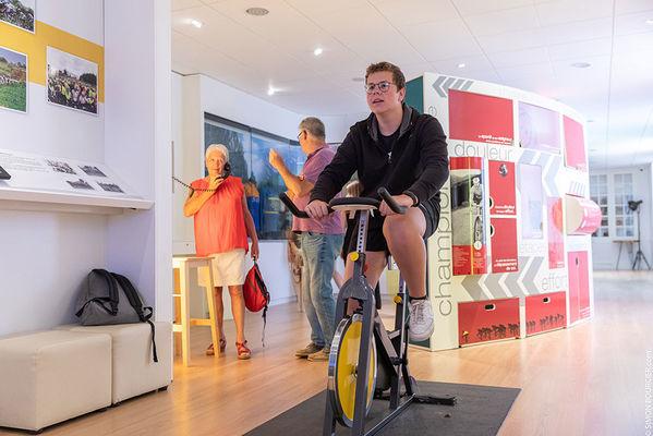 Tous à vélo avec Louison Bobet
