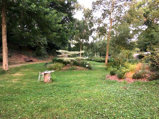 Guillac - parc des Coteaux