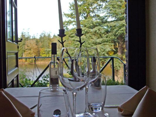 Restaurant Les Forges de Paimpont 2013