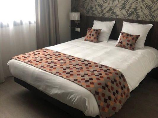 brit hotel L'Hippodrome - chambre - Ploërmel - Morbihan