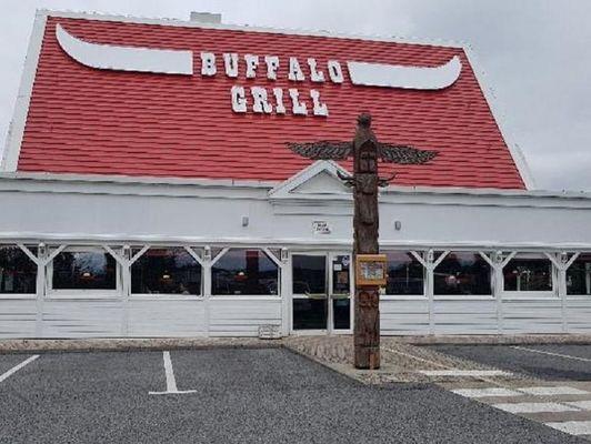 restaurant buffalo grill - ploermel - brocéliande - bretagne