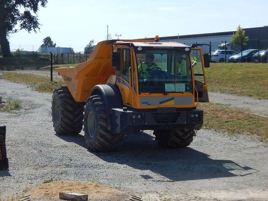 CFA travaux publics - semaine du tourisme économique - Ploërmel