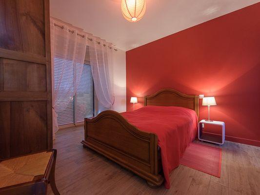 chambre 1 - gîte val des fées - Campénéac - Brocéliande