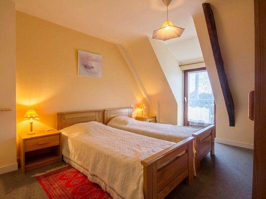 Gîte Brocéliande - chambre 2 - Campénéac - Morbihan