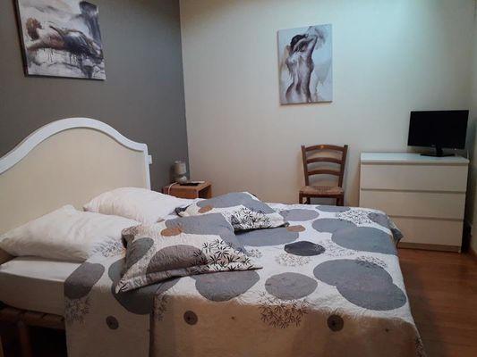 Chambre 4  - Gite la ville es olive