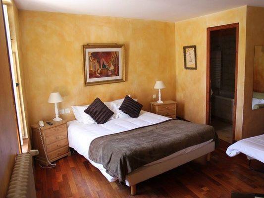 Hôtel Le Thy - chambre L'Atelier - Ploërmel - Morbihan