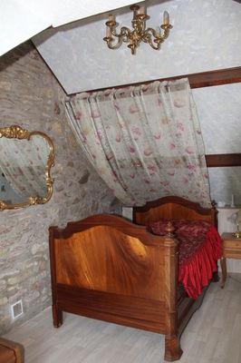 chambre2_Gîte La Landrouin_Maxent
