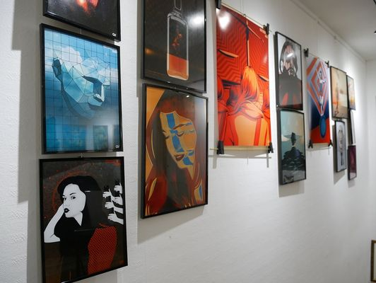 exposition - artistes - créateurs - Ploërmel - Morbihan