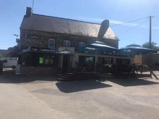 restaurant - La Breizh Desbois - Loyat - Brocéliande