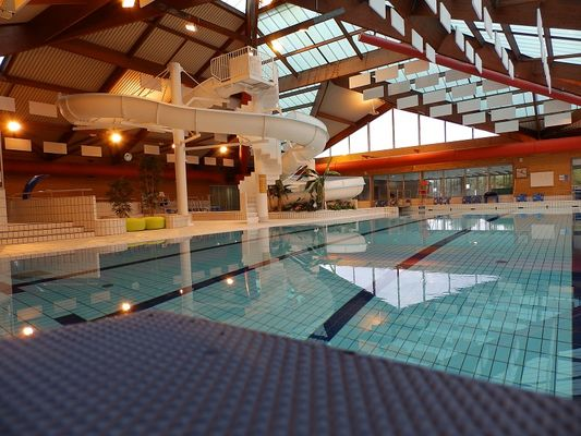 Grand bassin piscine Océlia