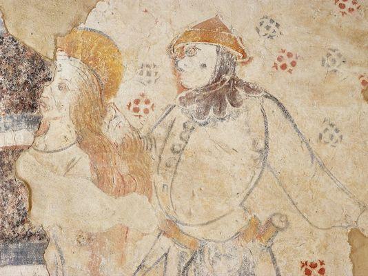 peinture-murale-St-Etienne Guer - Brocéliande