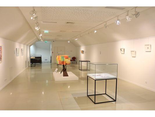salle d'exposition - La Passerelle