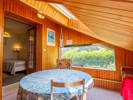 Gîte Brocéliande - salle de jeux - Campénéac - Morbihan