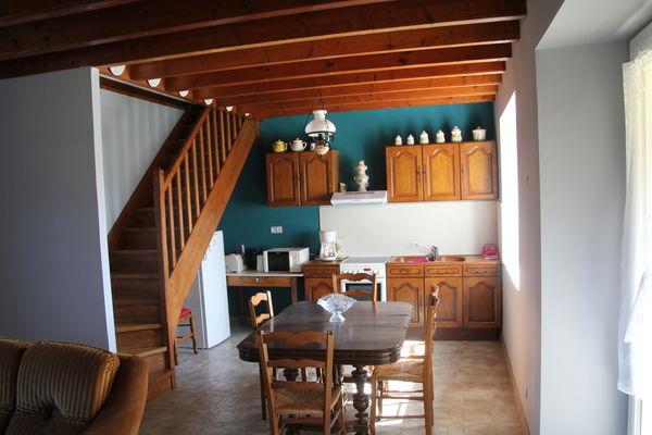 salon cuisine_Gîte La Landrouin_Maxent