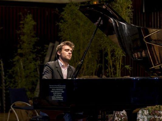 Guilhem Fabre - Unopia - piano - Ploërmel communauté - Morbihan