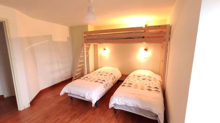 'ôtë d'âra rouje_Monterfil_Chambre 2ème étage