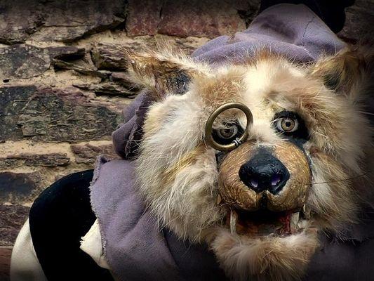 spectacle marionnettes-Coppelius-Comper