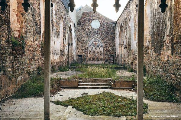 Abbaye St Jacques - Alexandre Lamoureux