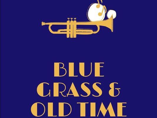Blue grass et old time-scene ouverte