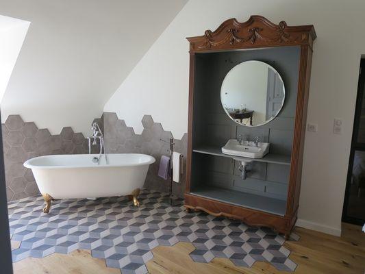 Chambres d'hôtes Les Hortensias - La Croix-Helléan - Bretagne