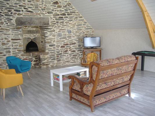 Gîte JP Pellerin - Malestroit - séjour  - Morbihan - 2016