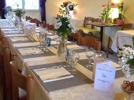 Table - Jardin de tirper - Saint-Marcel