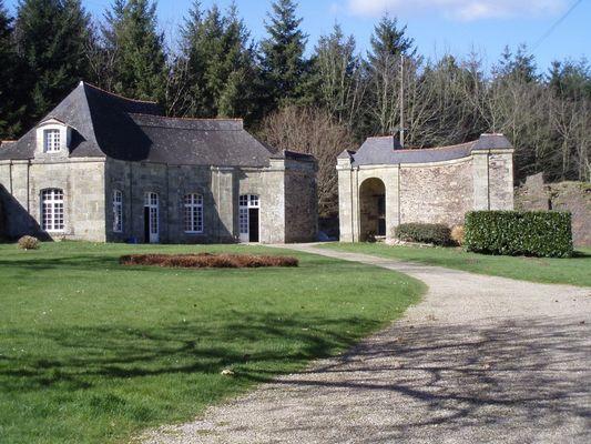 Château et parc de Coëtbo