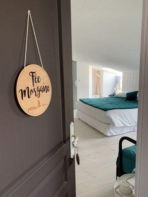 Chambre Fée Morgane (3)