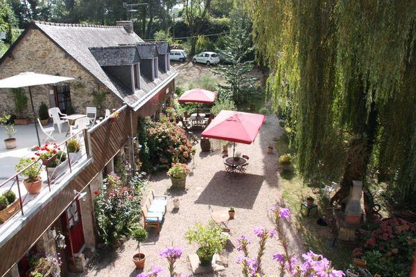 Chambres de charme le Moulin de la Béraudaie - Bohal - Morbihan - Bretagne