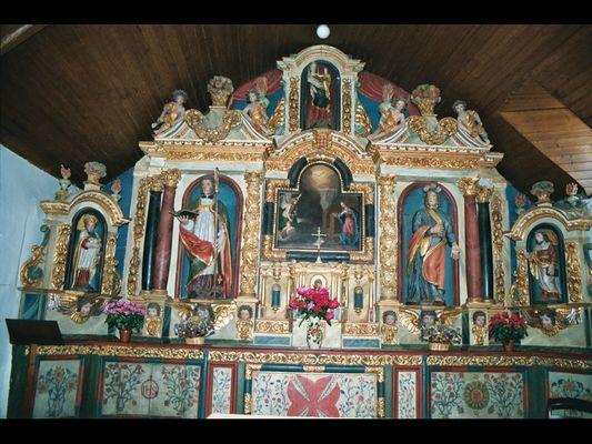 Chapelle Saint-Mélec